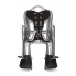 Bellelli B-One Clamp bicikliülés 22kg-ig - Silver