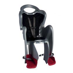 Bellelli Mr Fox Clamp bicikliülés 22kg-ig - Silver