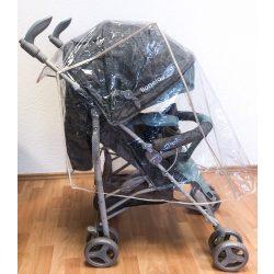 Esővédő esernyőre csukható sport babakocsihoz