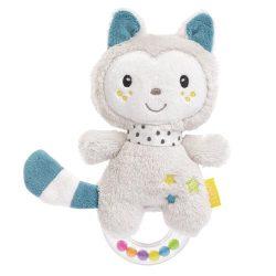 babyFEHN plüss csörgő - Yuki a cica