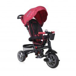Lorelli Rocket tricikli - Black&Red