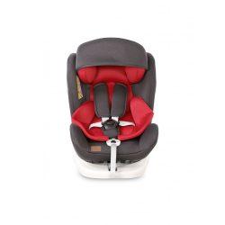 Lorelli Lusso SPS isofix autósülés 0-36kg - Black&Red 2020