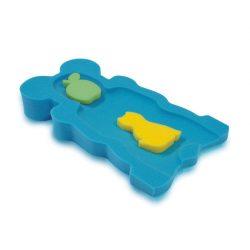 Baby Care Maxi szivacs babatartó - Kék