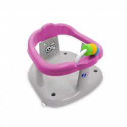 Lorelli babaülőke kádba - panda pink
