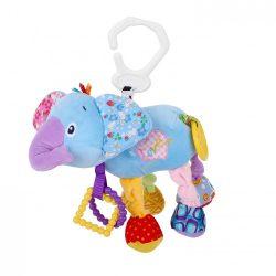 Lorelli Toys vibráló plüss játék - elefánt