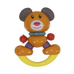 Baby Care csörgő-rágóka - Bear / Maci