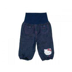 Hello Kitty bélelt baba| kisgyerek farmernadrág (méret:62-98)
