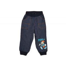 Disney Mickey baba/gyerek farmernadrág (méret:68-110)