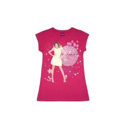 Disney Violetta csipkés hátú felső