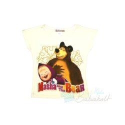 Mása és a medve gyerek póló