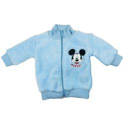 Disney Mickey wellsoft baba kocsikabát (kardigán) ( méret 56-86)