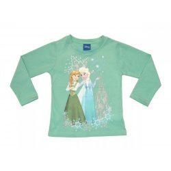 Disney Jégvarázs-Frozen gyerek hosszú ujjú póló (méret: 98-140)