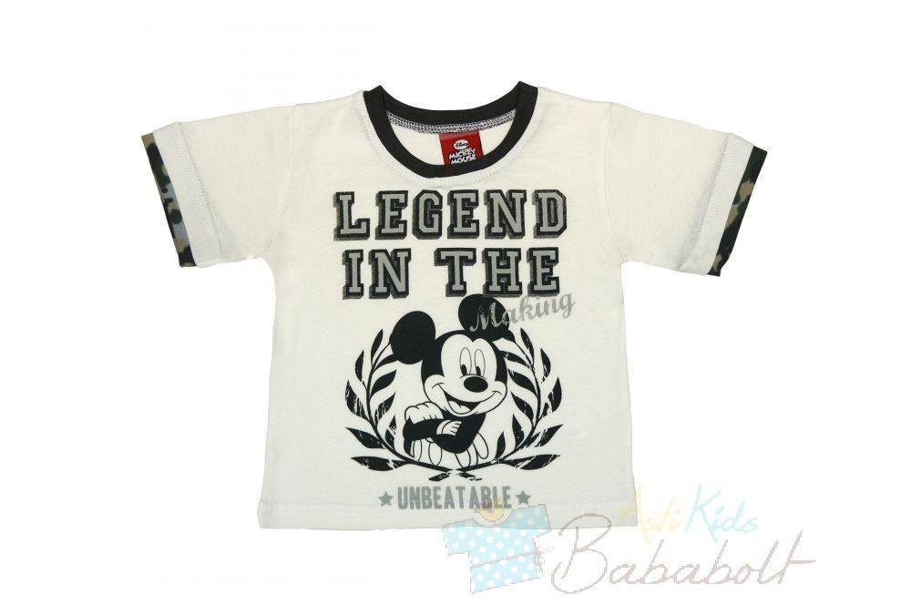 35270bea2f Disney Mickey baba/gyerek rövid ujjú póló - Pindurka Bababolt! - A ...