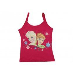 Disney Jégvarázs-Frozen gyerek pántos felső (méret: 92-140)