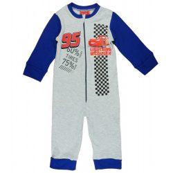 Disney Cars/Verdák overálos fiú pizsama