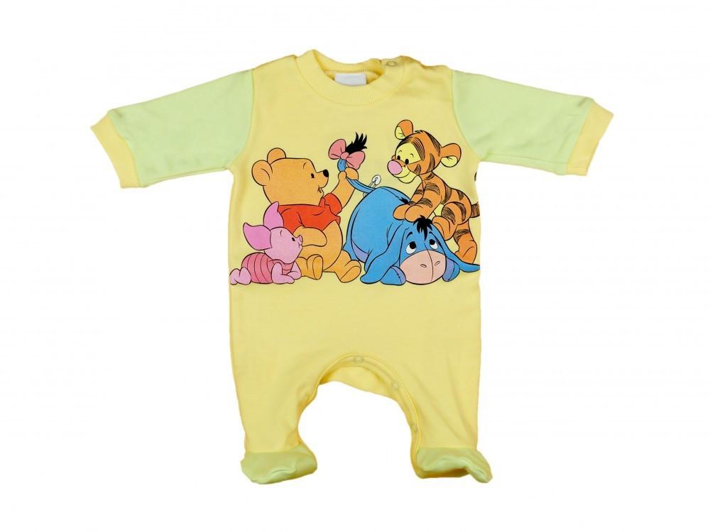 6959fdf56c Disney Micimackó baba vékony hosszú ujjú rugdalózó - Pindurka ...