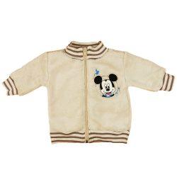 Disney Mickey wellsoft kocsikabát (kardigán) (méret: 56-86)