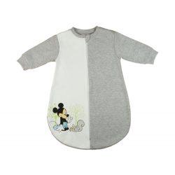 Disney Mickey hosszú ujjú| vékony pamut hálózsák 1|5 TOG (méret: 56-110)
