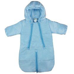 Bébi téli vízlepergetős bundazsák| bélelt bébizsák| (fiús| lányos)