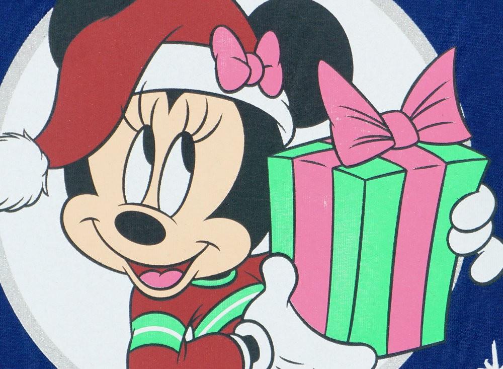 Disney Minnie Mikulás lányka hosszú ujjú tüllös ruha Karácsony ... 7712fd8851