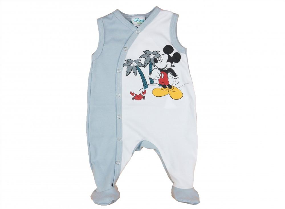 22b7619474 Disney Mickey ujjatlan végig patentos rugdalózó - Pindurka