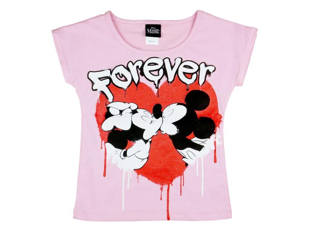 75c29ff5cb Disney Minnie rövid ujjú lányka póló - Pindurka Bababolt! - A ...