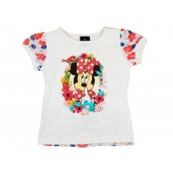 Disney Minnie muszlinos rövid ujjú póló