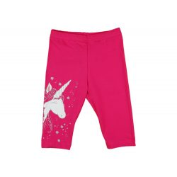 Unikornis lányka 3/4-es leggings
