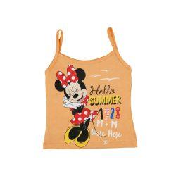 Disney Minnie lányka vékony pántos lányka topp