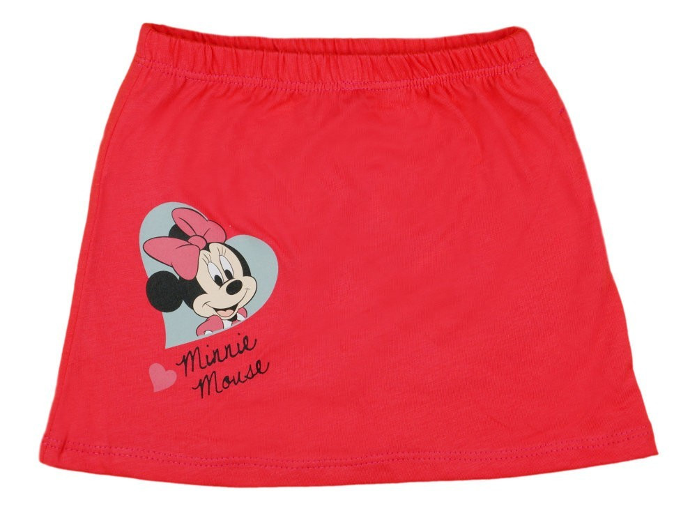 Disney Minnie lányka pamut szoknya - Pindurka d218381e33