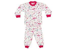 Bébi hosszú pizsama Safari  isk - Pindurka Bababolt! - A minőségi ... a5fef50164