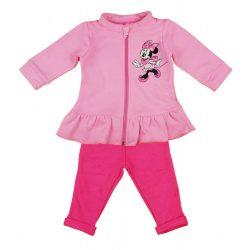Disney Minnie 2 részes nadrágos baba szett