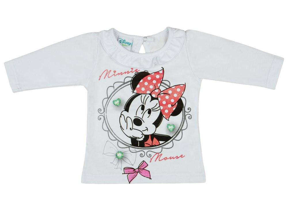 3940175701 Disney Minnie keretben lányka hosszú ujjú póló - Pindurka