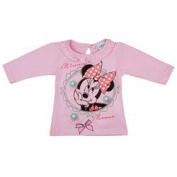 Disney Minnie keretben lányka hosszú ujjú póló