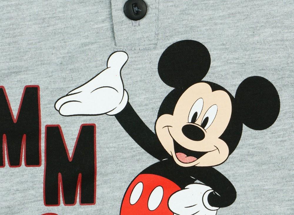 478b9601b2 Disney Mickey fiú galléros, hosszú ujjú póló - Pindurka Bababolt ...