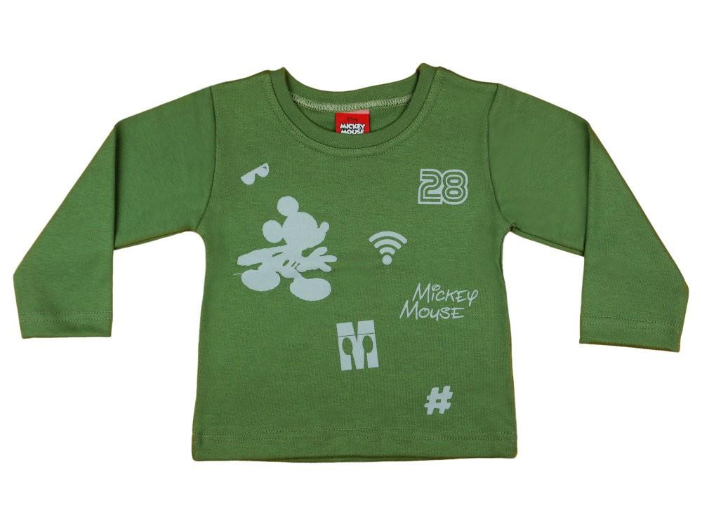 6a57e58dd7 Disney Mickey fiú hosszú ujjú póló párban (2db) - Pindurka