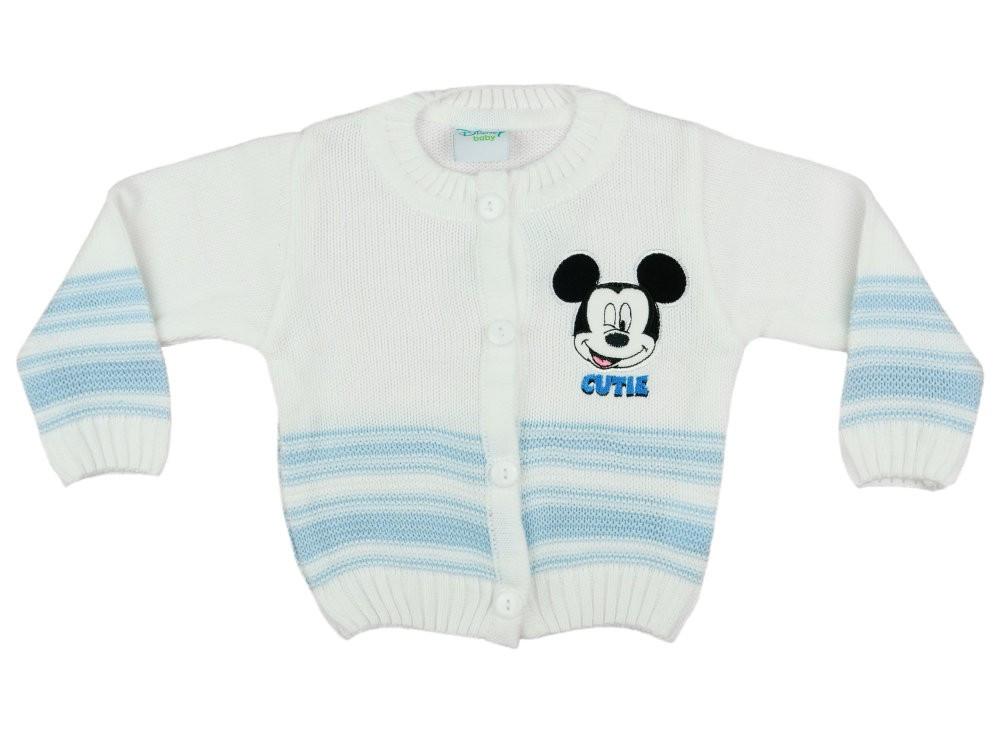 6a875dc838 Disney Mickey fiú kötött kardigán - Pindurka Bababolt! - A minőségi ...
