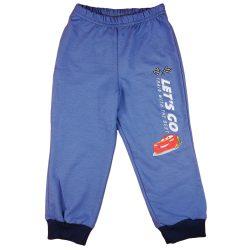 Disney Cars/Verdák fiú szabadidő nadrág