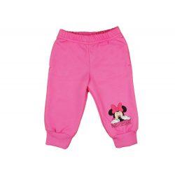Disney Minnie lányka belül bolyhos szabadidő nadrág
