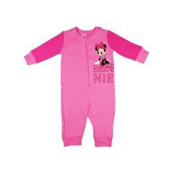 Disney Minnie lányka overálos pizsama