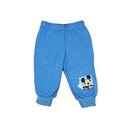 Disney Mickey fiú szabadidő nadrág zsebbel