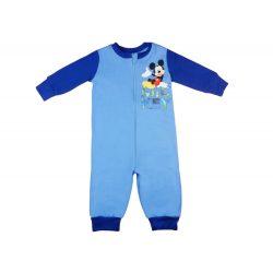 Disney Mickey mintás fiú overálos pizsama