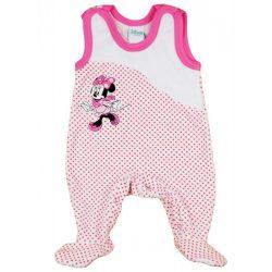 Disney Minnie ujjatlan plüss baba rugdalózó