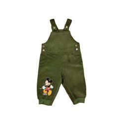 Disney Mickey fiú kord kertésznadrág
