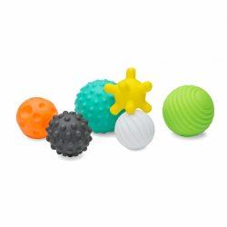 Infantino tapintást fejlesztő labdák
