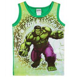 Hulk zöld kisfiú atléta