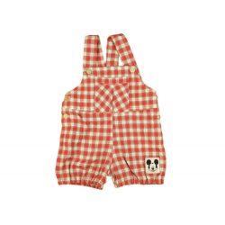 Disney Mickey nyári baba kantáros nadrág