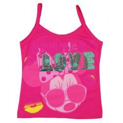 Disney Minnie elasztikus kislány top