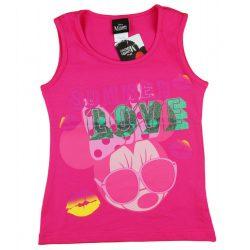 Disney Minnie pink csillámos trikó