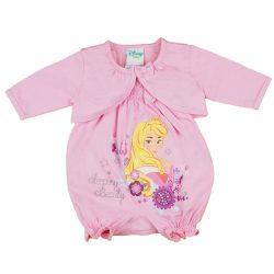 Disney Princess/Hercegnők mintás kislány napozó boleróval